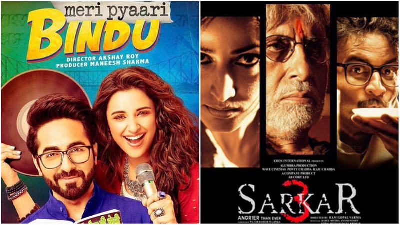 Bollywood 2017: Movies That Will Clash At The Box Office In 2017- MPB vs Sarkar 3