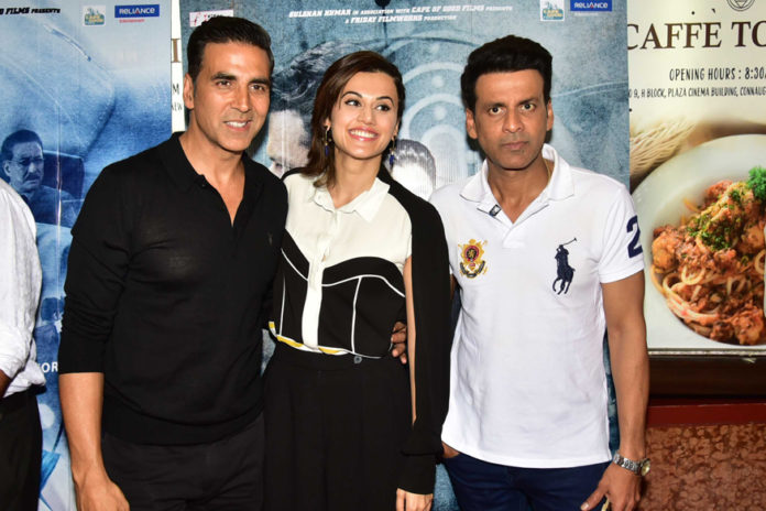 Naam Shabana Box Office Prediction: Akshay, Taapsee Starrer Action Thriller To Take Decent Opening
