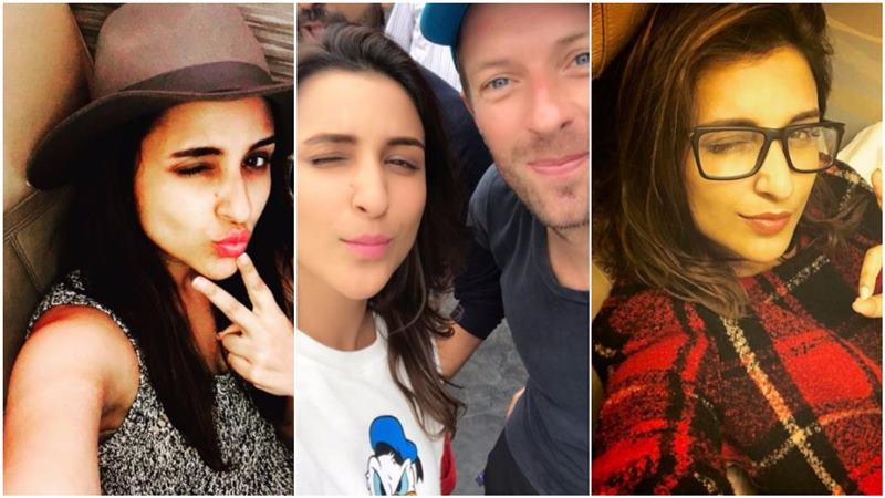 Who is the Selfie Queen of Bollywood?- Parineeti