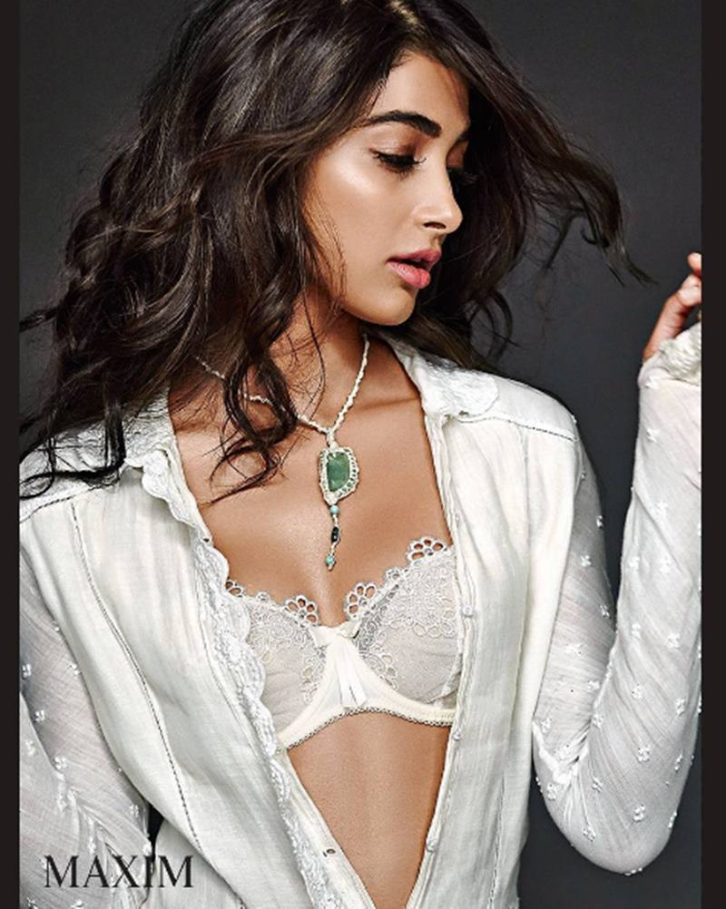 This hot Maxim photoshoot of Pooja Hegde sheds her girl-next-door image- 2