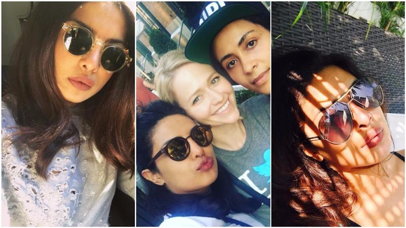 Who is the Selfie Queen of Bollywood?- Priyanka