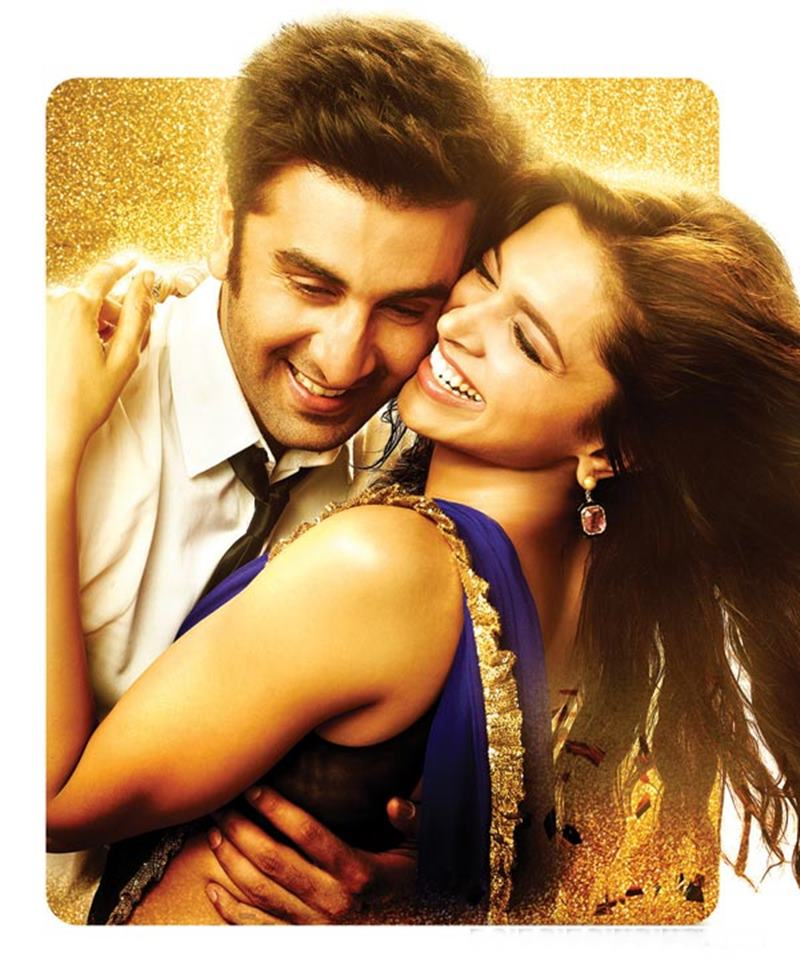Top 10 Hottest On-Screen Couples in Bollywood- Ranbir-Deepika