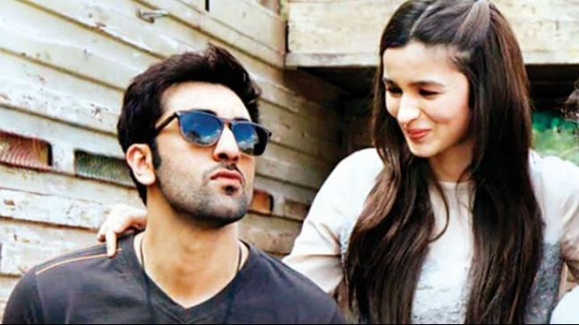 Ranbir and Alia in Brahmastra