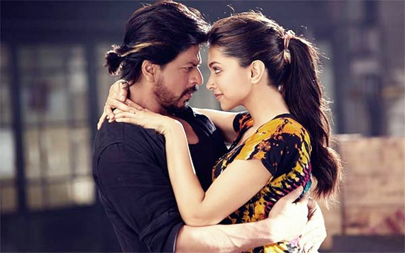 Top 11 Hottest On-Screen Couples in Bollywood- SRK-Deepika