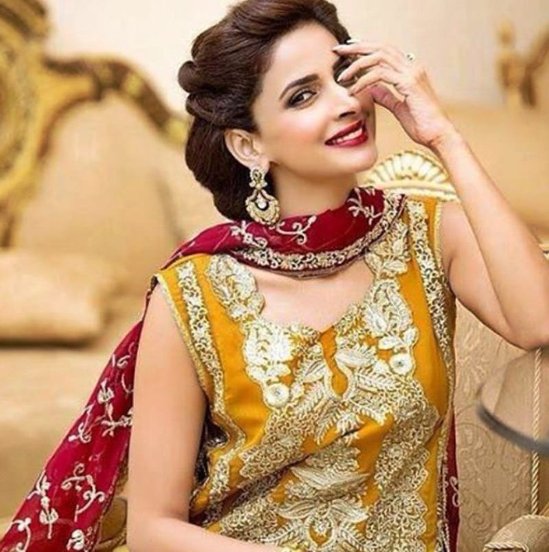 Facts and Pictures of Saba Qamar, the lead in Irrfan Khan's Hindi Medium- Saba 2