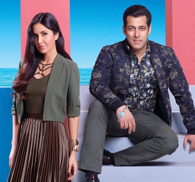 Salman Khan and Katrina Kaif in Tiger Zinda Hai photoshoot look so good- Salman-Katrina 1