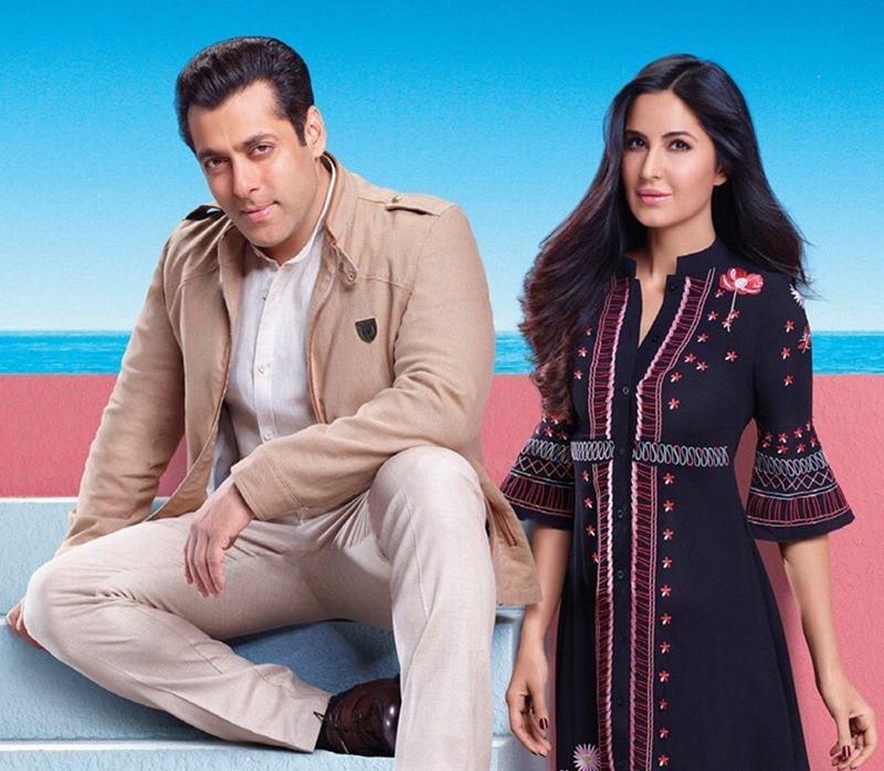 Salman Khan And Katrina Kaif In Tiger Zinda Hai Photoshoot -3783
