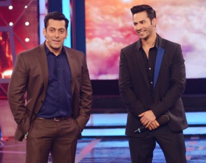 Varun Dhawan: Salman Khan's cameo in Judwaa 2 will be a big surprise