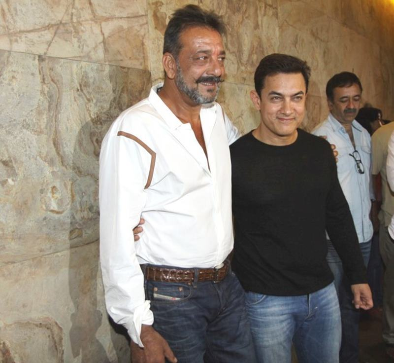 Sanjay Dutt postpones Bhoomi so that it doesn't clash with Aamir's Secret Superstar!