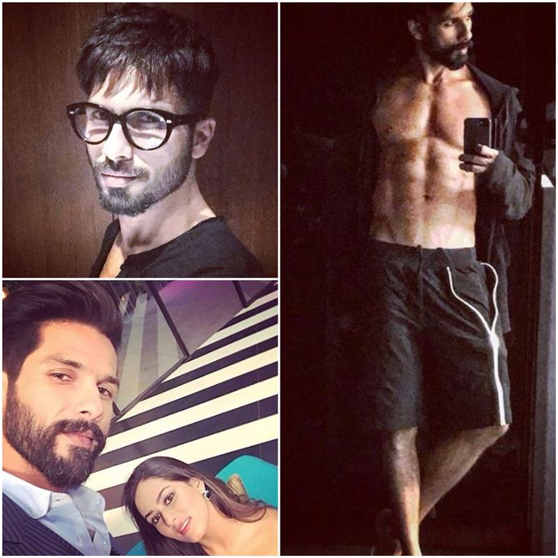 Which actor is the Selfie King of Bollywood?- Shahid