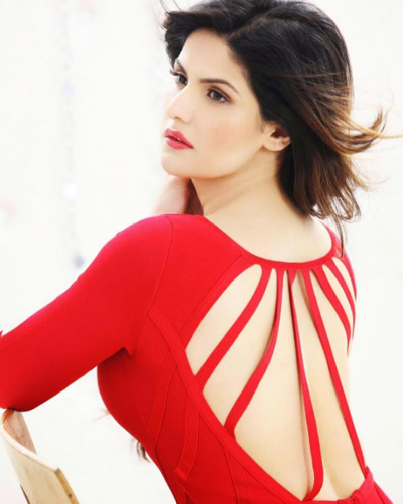10 Hot Pics of Zareen Khan which prove that curves are super-hot!- Zareen 8