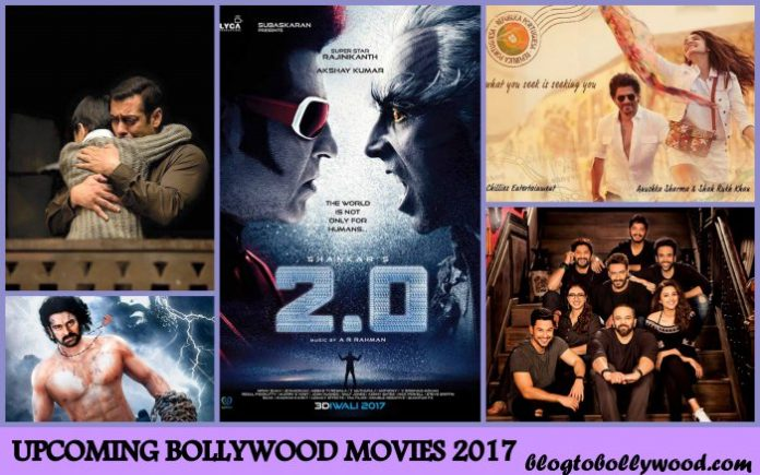 Upcoming Bollywood Movies 2017