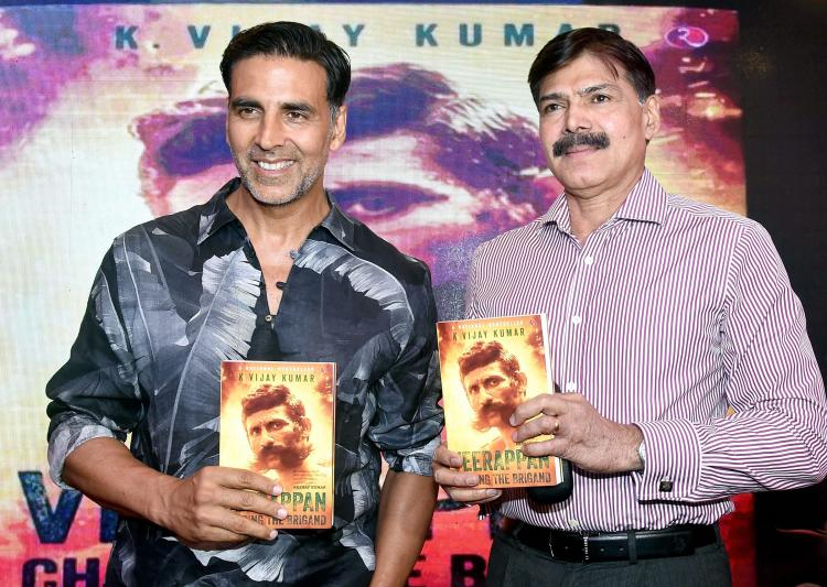 Akshay Kumar Wants To Play Police Officer Who Killed Veerappan