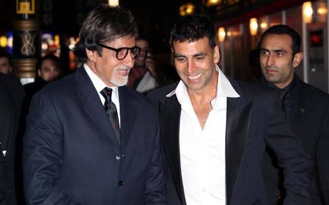 Amitabh Bachchan Has A Cameo In Akshay Kumar's Padman