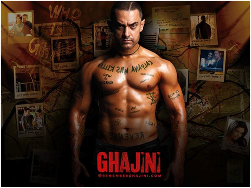 The Journey of Bollywood from 1 crore to 300 crore: The Crore Clubs of Bollywood-Ghajini