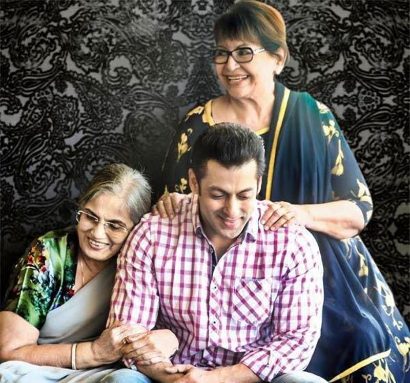 Meet Salman Khan's family and get to know all about them in here!- Helen