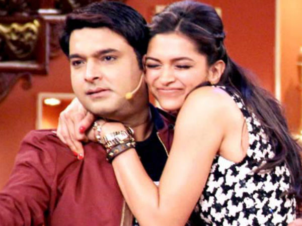 Kapil and Deepika