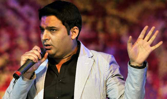 Kapil sharma singing