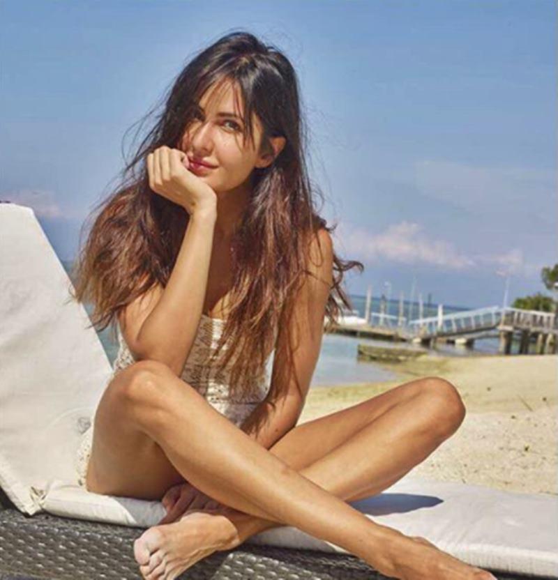 Katrina Kaif joins Instagram, gets welcomed by Akshay Kumar and Salman Khan