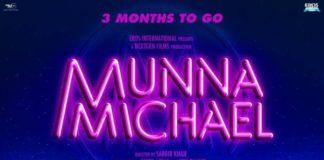 Munna Michael release date postponed