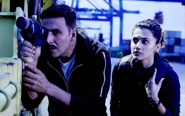 Naam Shabana 5th Day Collection: First Tuesday Box Office Collection