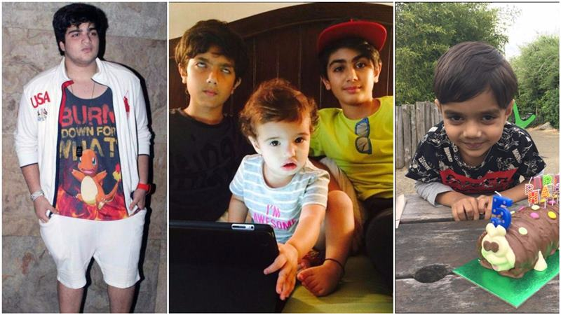 Meet Salman Khan's family and get to know all about them in here!- Nephews