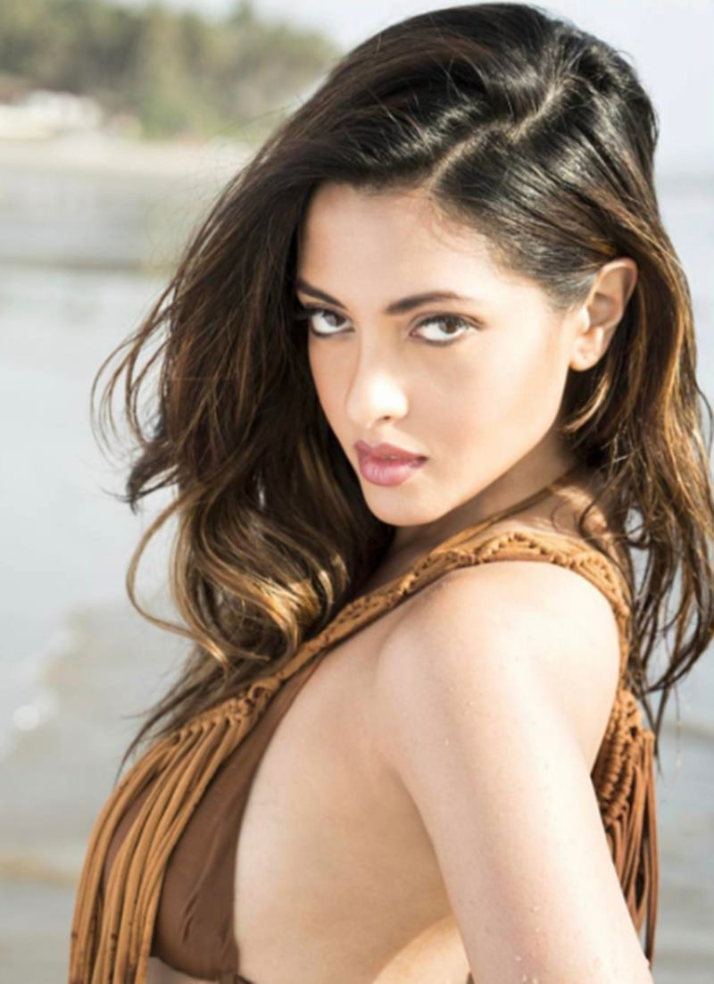 HOT HOT HOT! These topless pics of Riya Sen are setting the temperature soaring- 3