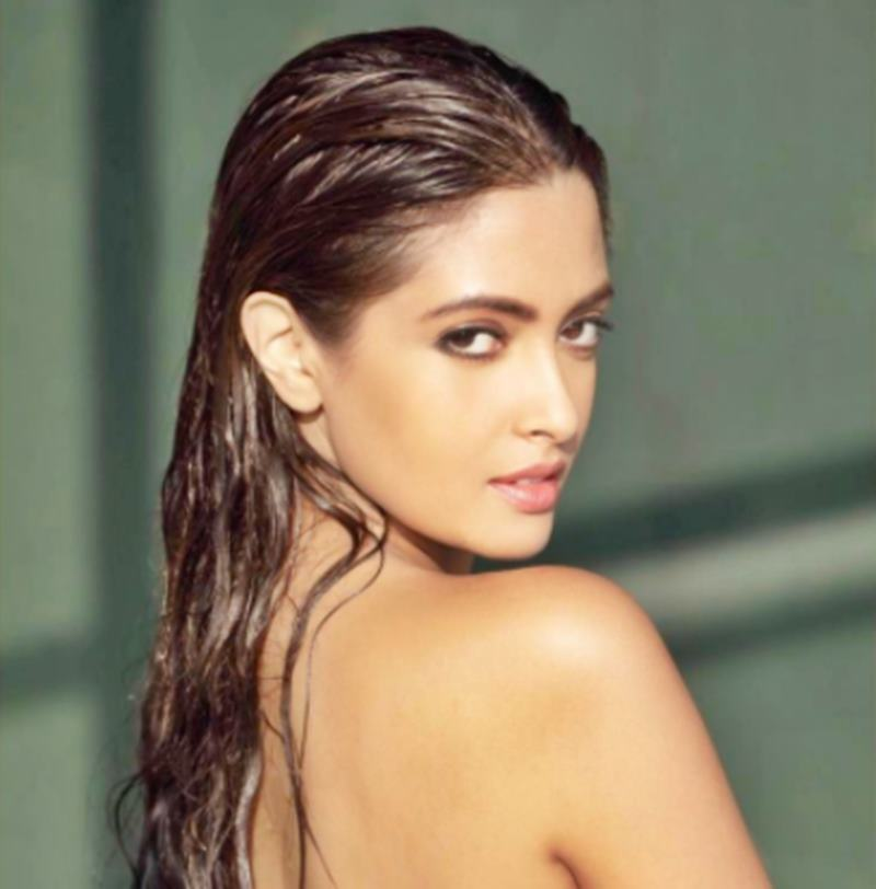HOT HOT HOT! These topless pics of Riya Sen are setting the temperature soaring