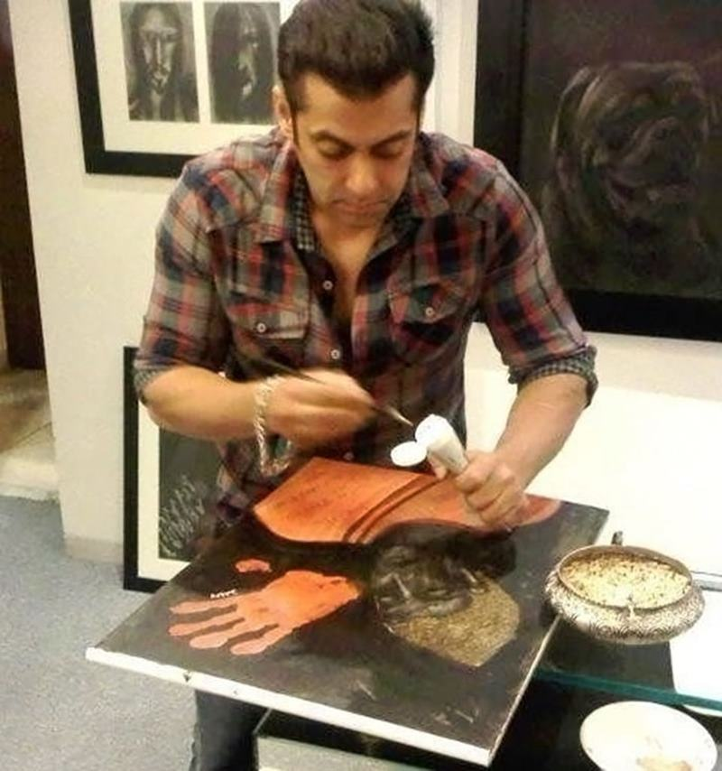 Here are some unseen photos of Salman Khan's house that are so lovely! 2