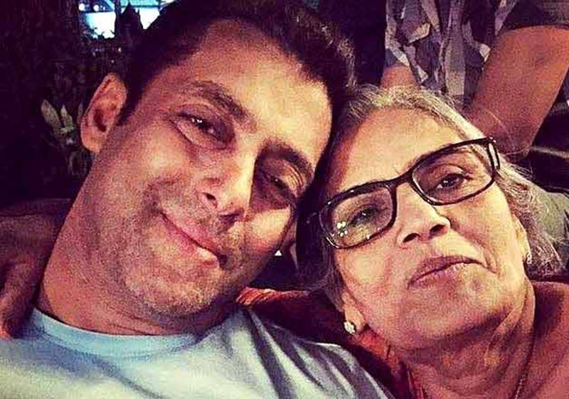 Meet Salman Khan's family and get to know all about them in here!- Sushila