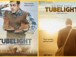 Tubelight Movie Posters: Salman Khan's Film Has Blockbuster Written All Over It