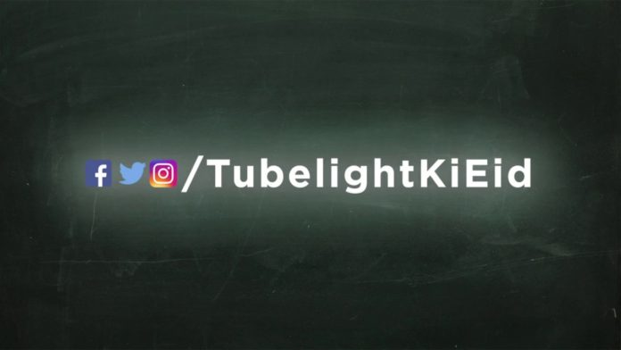 Tubelight Teaser Is Out and We Just Can't Wait Anymore For The film Now