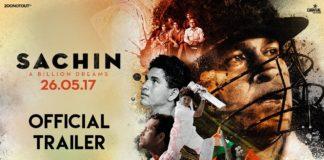 Sachin A Billion Dreams Trailer
