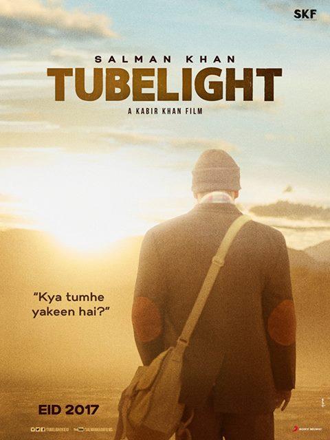 Salman khan's tubelight first poster