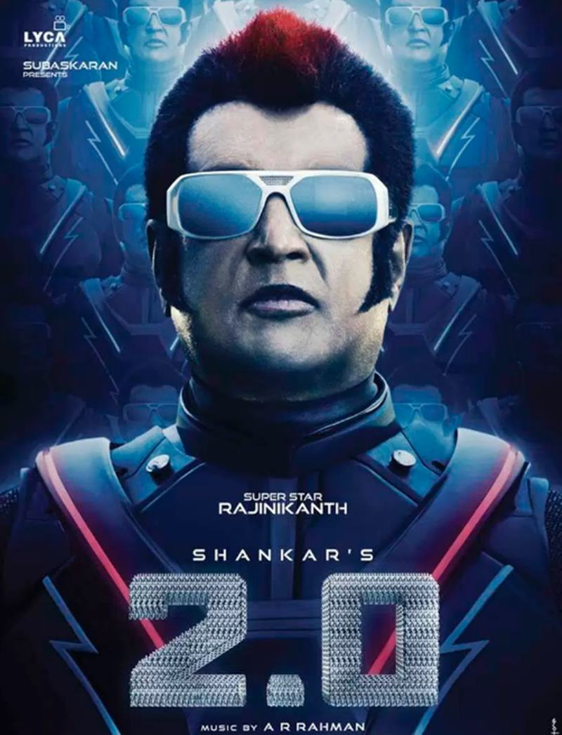 Most Awaited Bollywood Sequels - 2.0