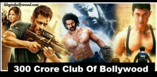 Bollywood's 300 Crore Club Movies With Box Office Collection, Actors, Actresses & All Details