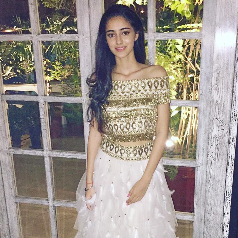 Photostory: Meet Chunky Panday's daughter Ananya Panday and fall in love already! 6