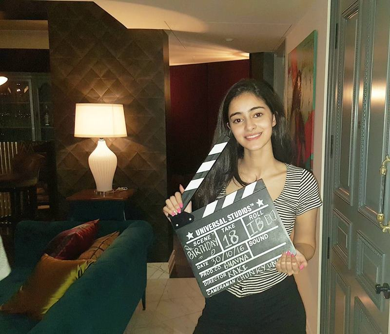 Photostory: Meet Chunky Panday's daughter Ananya Panday and fall in love already! 7