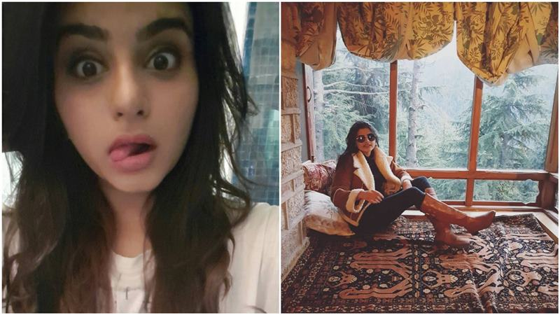 Bhagyashree's daughter Avantika Dassani is ruling the Internet with these pictures