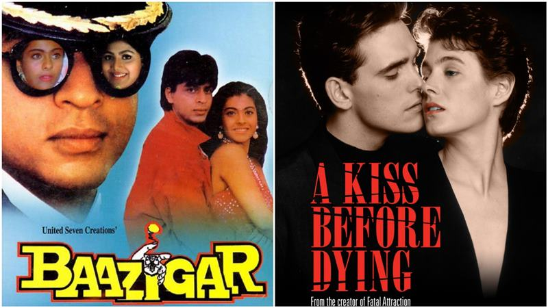 Most Amazing Hollywood Remakes in Bollywood- Baazigar