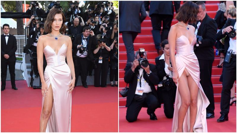 Best and Worst Dressed at Cannes 2017- Bella