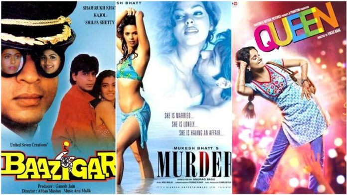 7 Best Hollywood Remakes In Bollywood: Baazigar & More