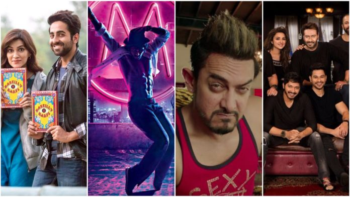 Bollywood 2017 movies that will clash at the box office - Box office bollywood records ...