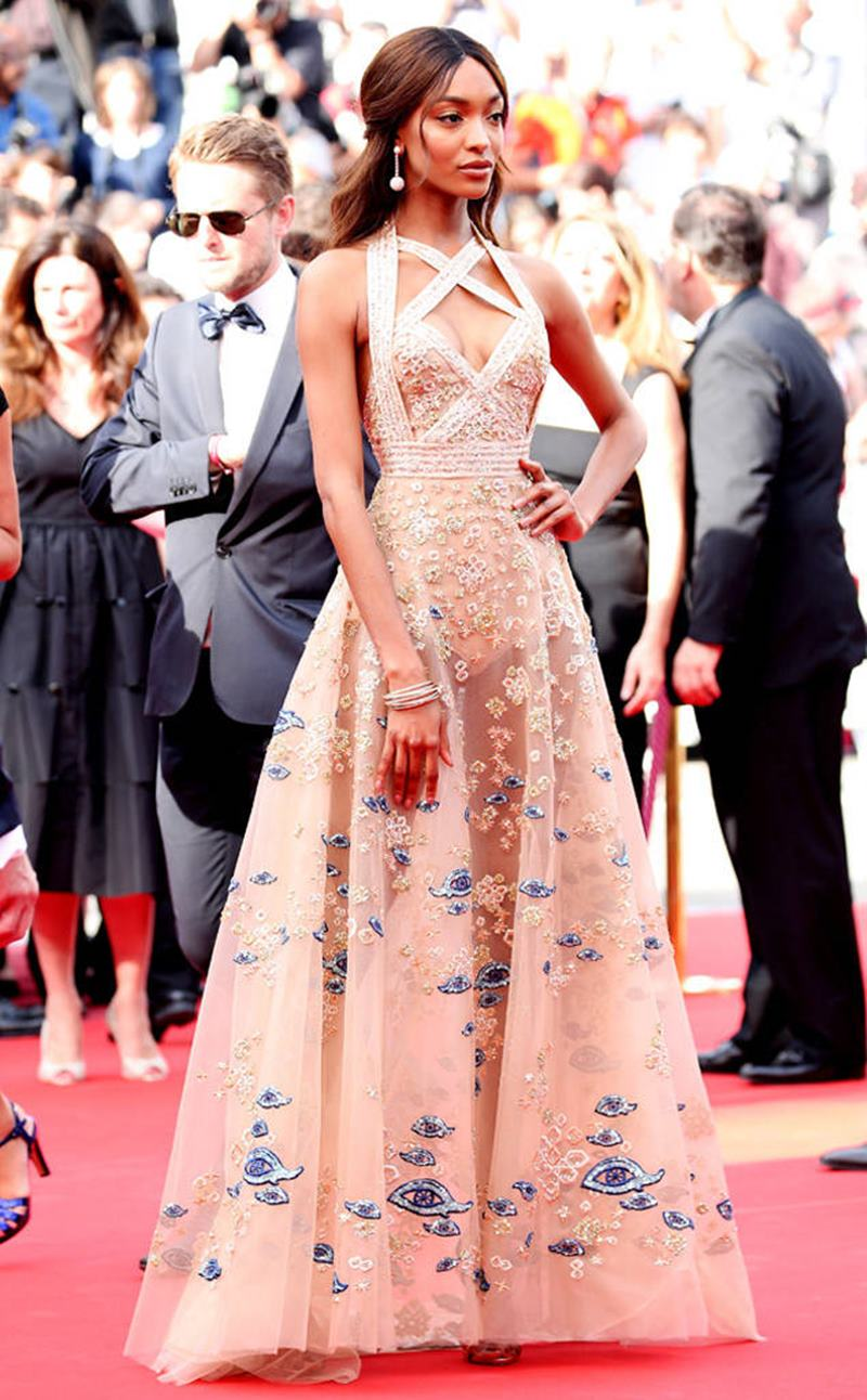 Best and Worst Dressed at Cannes 2017- Jourdan