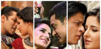 Katrina Kaif Opens Up About Three Khans Of Bollywood