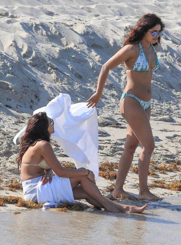 Priyanka Chopra bikini Baywatch 2