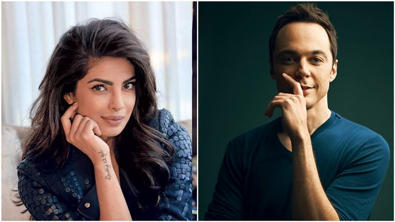 Priyanka Chopra and Jim Parsons to work together in her second Hollywood film!