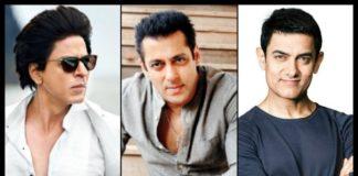 SRK, Salman and Aamir - The overseas stars of Bollywood
