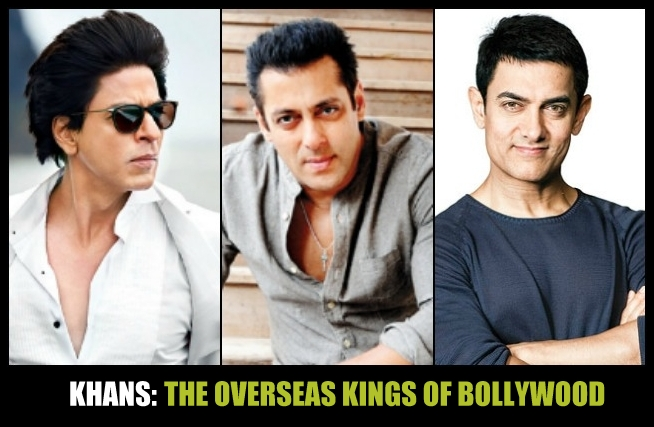 Top 10 Highest Grossing Bollywood Movies In Overseas Market