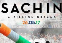 Sachin A Billion Dreams Saturday (Day 2) Box Office Collection